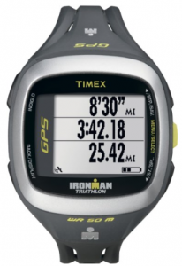 Timex Ironman Run Trainer 2.0 GPS Watch Grey