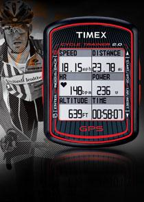 Timex Cycle Trainer 2.0 GPS Cycling computer