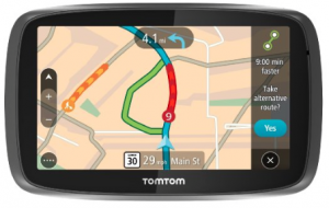 TomTom GO 500 Portable Vehicle GPS -2