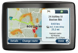 TomTom VIA 1435TM 4.3-Inch Bluetooth GPS Navigator -2