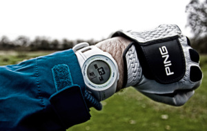 Golf GPS watch