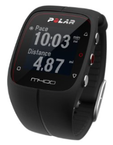 Polar M400 GPS Sports Watch & Running Activity Tracker