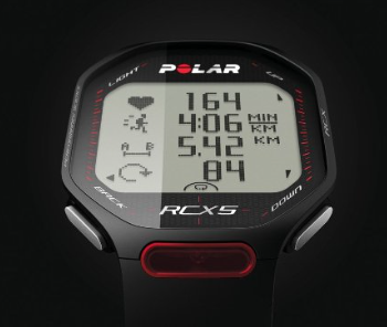 Polar RCX5 Heart Rate Monitor GPS watch