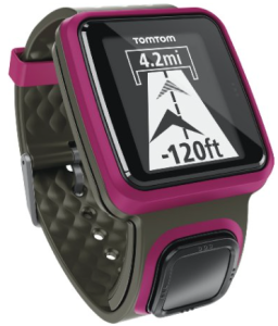 TomTom Runner GPS Watch Pink