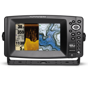 Humminbird 859ci HD DI Marine GPS Fish Finder combo
