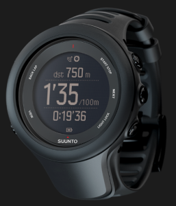 Suunto Ambit3 Sport GPS Watch with Heart Rate Monitor