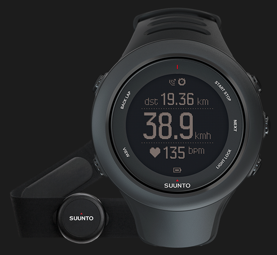 Suunto Ambit3 Sport GPS Watch with Heart Rate Monitor featured