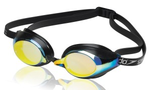 Speedo men speed socket mirrored swimming goggle